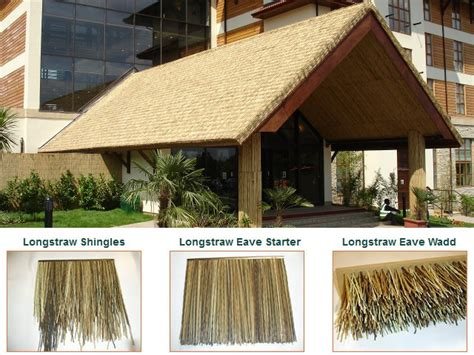 endureed synthetic thatch resistant artificial
