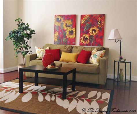 staged living room  woodbridge va home staging ideas