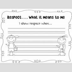 New 885 First Grade Respect Worksheet  Firstgrade Worksheet