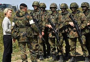 German Military, Police to Team Up Amid Fears of ISIS ...
