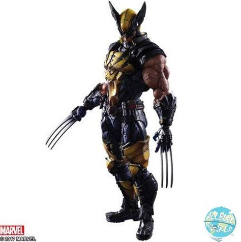 Marvel Comics - Wolverine Actionfigur...   Allblue World ...