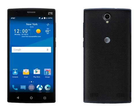 at t zte phone zte zmax 2 launched with 5 5 inch hd display 4g lte