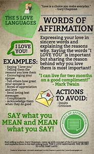What 39 S Your Love Language Words Of Affirmation Part 4