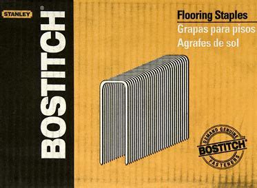 "2"" Flooring Staples   Stanley Bostitch   Lumber Liquidators"