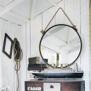 Spiegel Rund 70 Cm : spiegel cabine aus metall mit rosteffekt h 70 cm maisons du monde ~ Whattoseeinmadrid.com Haus und Dekorationen