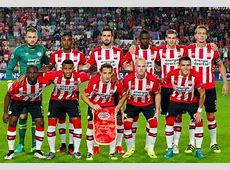 PSV Eindhoven Roster Players Squad Numbers 20172018 17