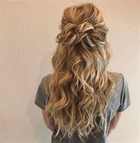 20 half up half wedding hairstyles anyone would chicwedd