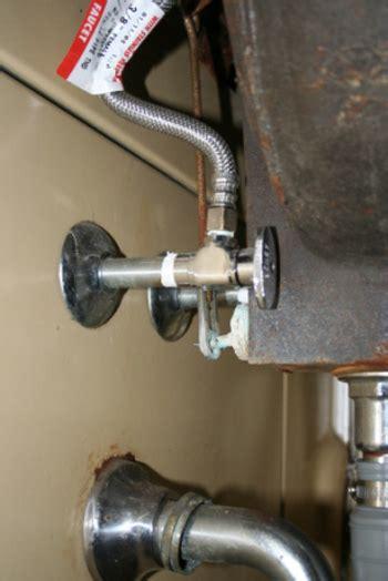 sink water shut off valve 1950s building the american dream museum exhibit ohio