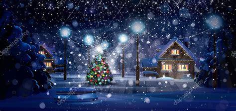 merry christmas scene stockfoto  rvika