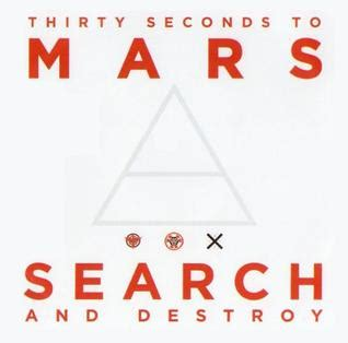 Search And Destroy (thirty Seconds To Mars Song) Wikipedia