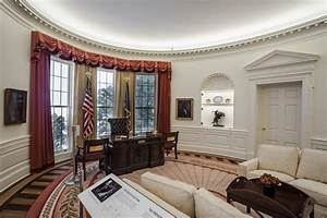 Oval Office Replica Opens At The New