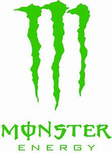 Monster Energy Vinyl Sticker - £1 99 : Blunt One