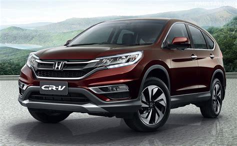 Honda Crv Photo by 2015 Honda Cr V Information And Photos Zombiedrive