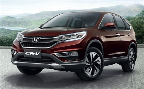 All New Honda Crv 2015 Honda Naga Lombok  Dealer Honda
