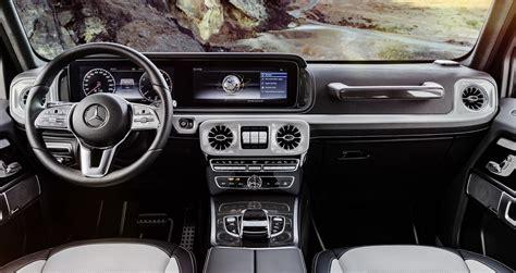 Ảnh Chi Tiết Mercedes-benz G-class 2019