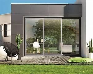Baie Coulissante Bois : pose de fen tre aluminium bois pvc fermetures et ~ Premium-room.com Idées de Décoration