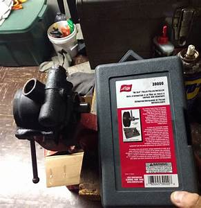 The Definitive P80 Power Steering Pump Pulley Tool  Lisle