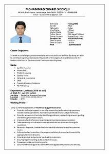 New update resume for Help updating resume