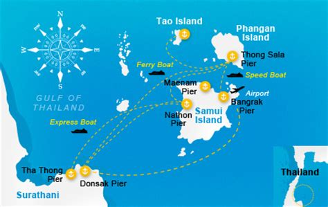Fast Boat Phuket To Koh Samui by Samui Speedboat Ferry Schedule And Prices