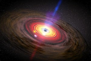 why haven 39 t galaxies been consumed by their black holes