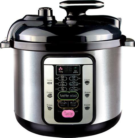 appareils cuisine appareils de cuisine dans marmites à pression électrique