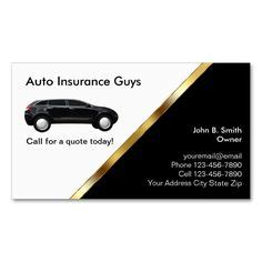 automotive car business cards images business
