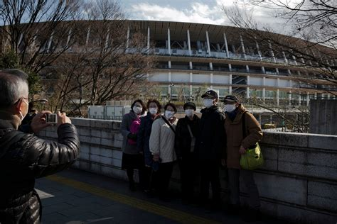 Tokyo 2020 Organisers Insist Olympics Will Go Ahead as Planned