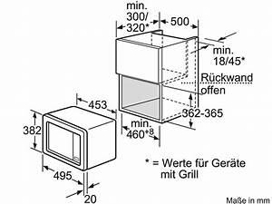 Einbaumikrowelle 50 Cm : siemens hf15m552 einbau mikrowelle edelstahl 800 watt 17 liter 50cm oberschrank ebay ~ Orissabook.com Haus und Dekorationen