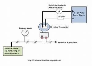 Dp Pressure Transmitter Diagram