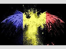 Romanian Flag Colors widescreen wallpaper Wide