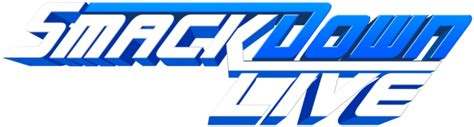 WWE Smackdown Logo Render 2018 by NWEprowrestling on ...