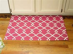 8 stylish diy rugs for your home diy to make for Diy fabric carpet