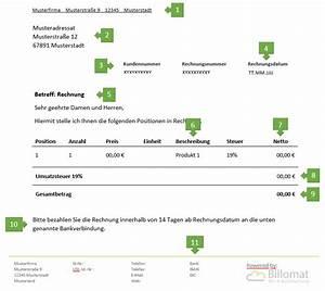 Kunde Zahlt Rechnung Nicht : rechnung f r freiberufler vorlage muster ~ Themetempest.com Abrechnung