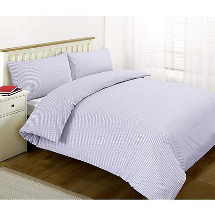 Duvet Covers, Single & Double, And Pillow Cases At Homebase