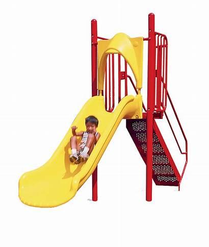 Slide Glide Playground Slides Commercial Tot Structure