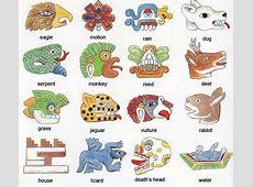 Mayan symbols International Art Academy Pinterest
