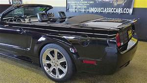 2006 Saleen mustang S281 supercharged convertible for sale - YouTube