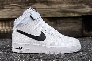 Nike Air Force 1 High White Black