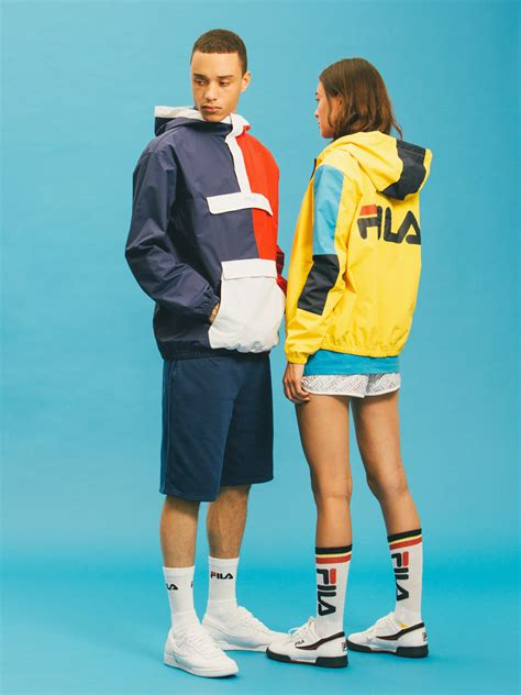 fila continues   revival   noisy collection