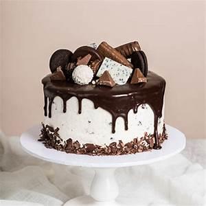 Death by Chocolate Drip Cake