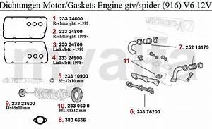 Alfa Romeo Gtv Engine Diagrams