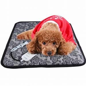 Dog Heating Pad Aopet Pet Electric Blanket Heater Mat Cat