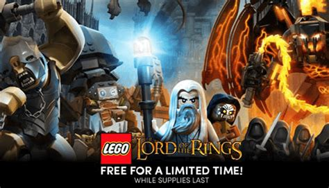 Free Lego Lord Of The Rings Game Pc Download