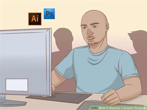 how to become a graphic designer the easiest way to become a graphic designer wikihow