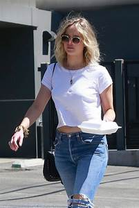 Jennifer Lawrence in Ripped Jeans - Out in Los Angeles 06 ...