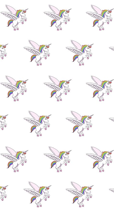 unicorn pattern find  kawaii iphone android