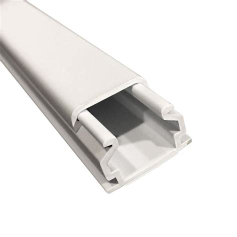 Monosystems Cablehider White Raceway Lowes