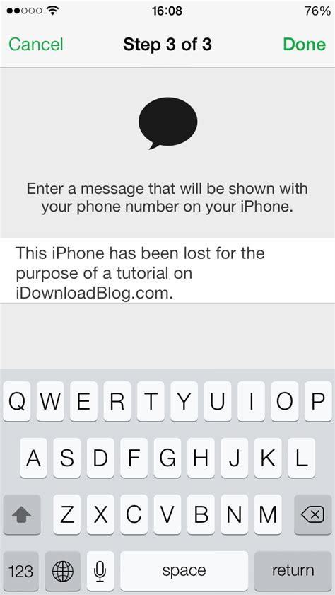lost mode on iphone cara mengaktifkan mode hilang lost mode find my iphone 2029