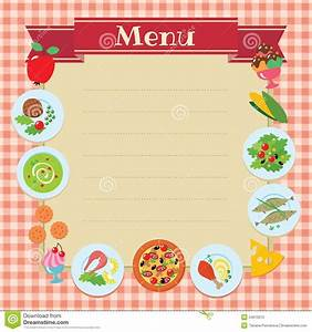 blank menu template free download world of printable and With empty menu templates