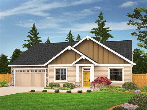 bed craftsman ranch  bonus ms architectural designs house plans
